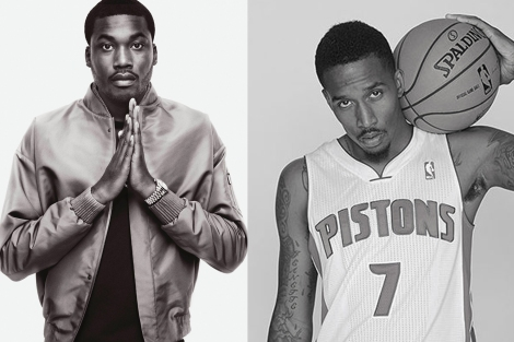 Meek & Brandon Jennings