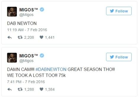 Migos Twitter