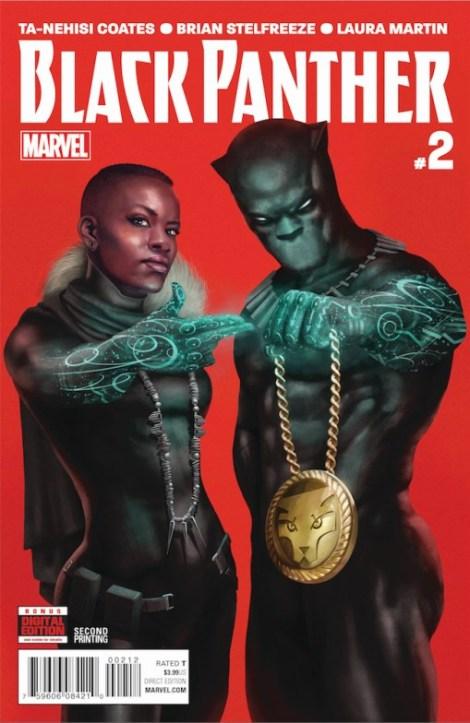 Black-Panther-2-2nd-printing