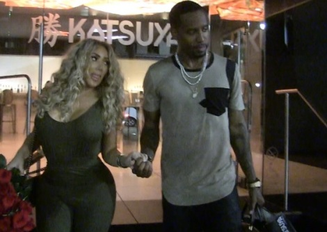 Nikki and Safaree